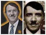President Hitler Collage