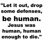 holy saturday blog quote
