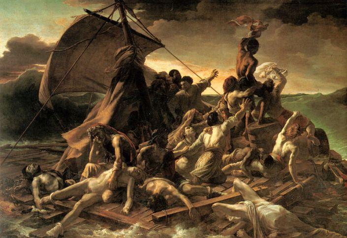 Géricault_-_La_zattera_della_Medusa