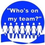 Who is on my team