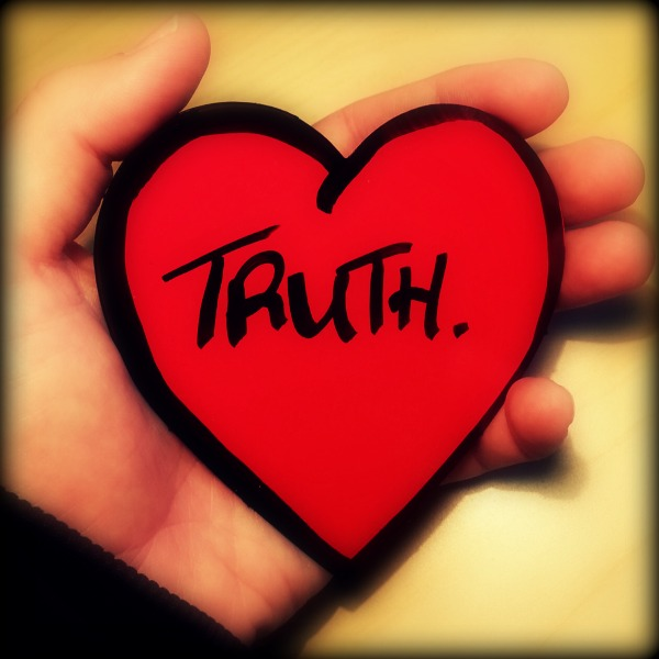 Image result for truth in heart