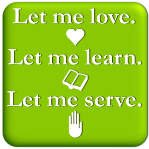 A Daily Prayer of Love Learn Serve