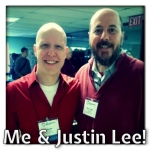 me and justin lee