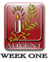 Advent Logo 2014 Week one