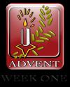 Advent Logo 2014 Week one