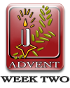 Advent Logo 2014 Week Two
