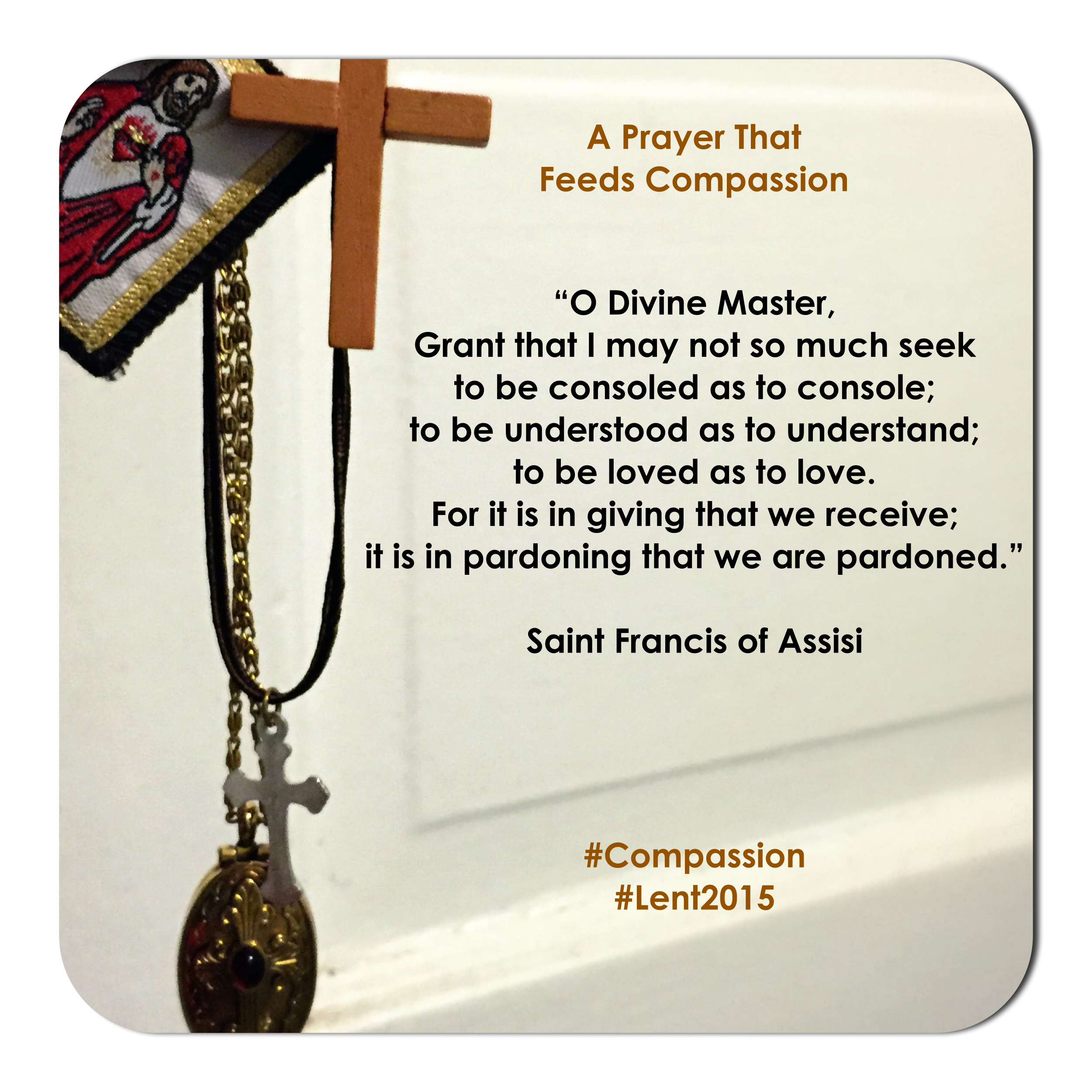 A Prayer That Feeds Compassion « toddthomas net