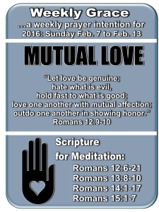 Weekly Grace Feb 7 2016